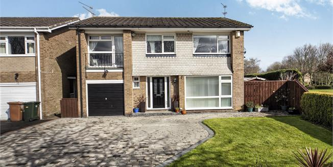 Offers in the region of £300,000, 4 Bedroom Detached House For Sale in Dinnington, NE13