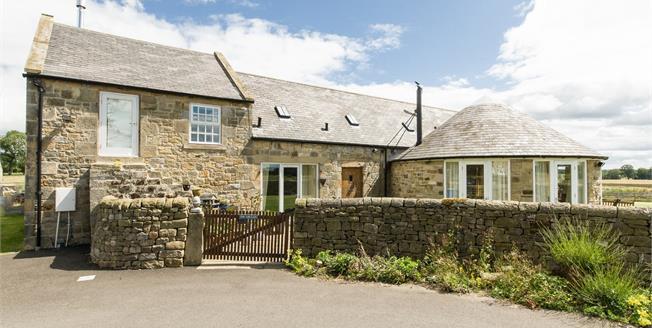 Offers in the region of £795,000, 5 Bedroom Detached House For Sale in Fenwick, NE18