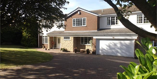 Offers in excess of £650,000, 5 Bedroom Detached House For Sale in Ponteland, NE20