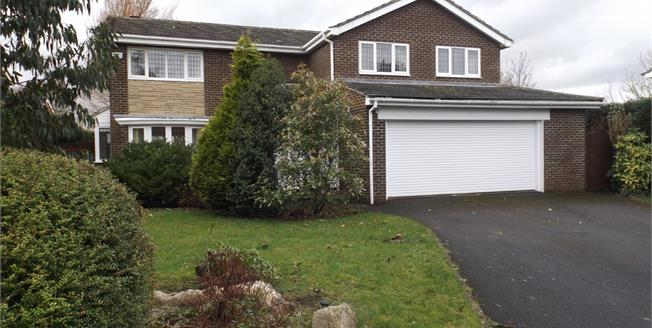 Asking Price £550,000, 4 Bedroom Detached House For Sale in Ponteland, NE20