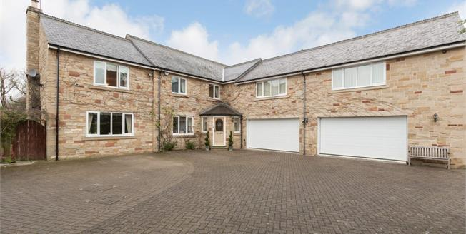 Guide Price £820,000, 5 Bedroom Detached House For Sale in Ponteland, NE20