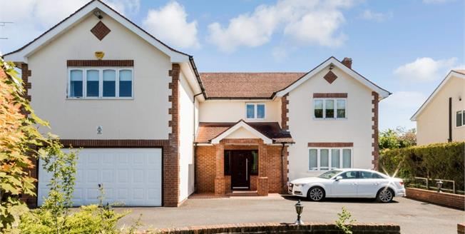 Guide Price £680,000, 5 Bedroom Detached House For Sale in Ponteland, NE20