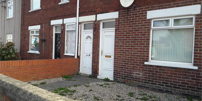 Guide Price £30,000, 2 Bedroom For Sale in Bedlington, NE22