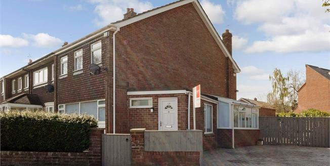 Guide Price £280,000, 5 Bedroom End of Terrace House For Sale in Ponteland, NE20