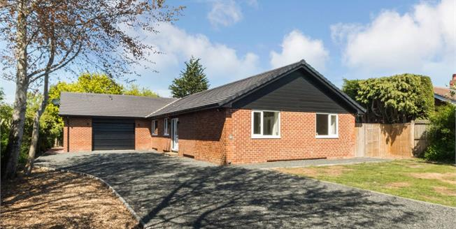 Guide Price £480,000, 4 Bedroom Detached Bungalow For Sale in Ponteland, NE20