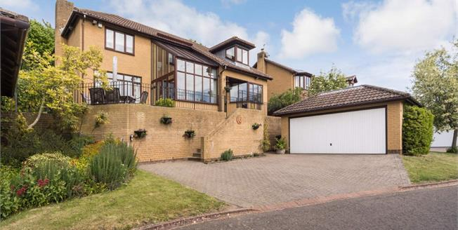 Guide Price £525,000, 4 Bedroom Detached House For Sale in Heddon-on-the-Wall, NE15