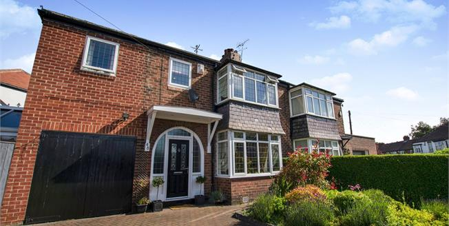 Offers in the region of £380,000, 5 Bedroom Semi Detached House For Sale in Ponteland, NE20
