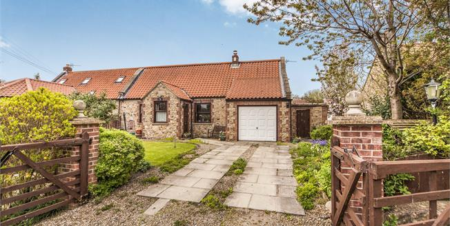 Guide Price £235,000, 4 Bedroom Semi Detached House For Sale in Ellerton upon Swale, DL10