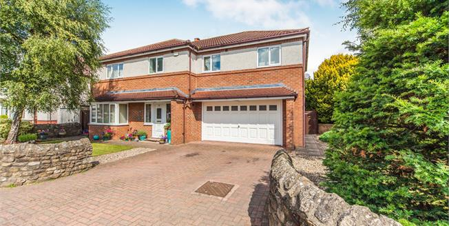Fixed Price £340,000, 4 Bedroom Detached House For Sale in Brompton on Swale, DL10