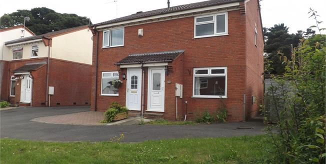 Offers Over £125,000, 3 Bedroom Semi Detached House For Sale in Catterick Garrison, DL9