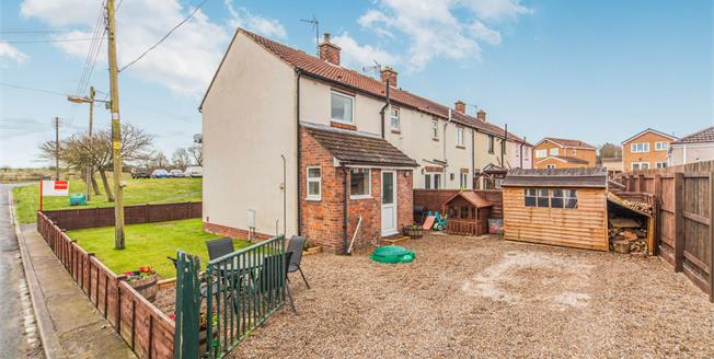 Offers Over £125,000, 2 Bedroom End of Terrace House For Sale in Scotton, DL9