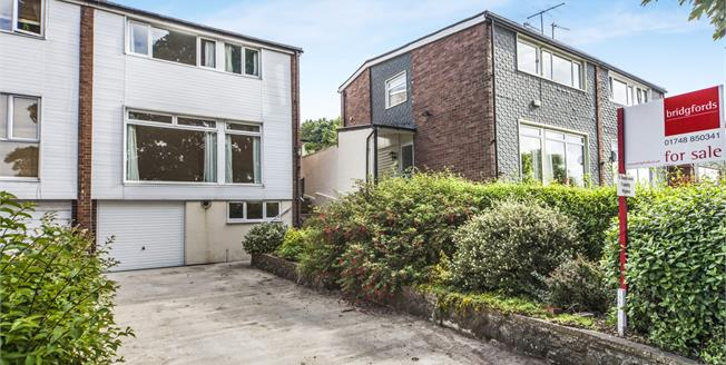 Guide Price £220,000, 4 Bedroom Semi Detached House For Sale in Richmond, DL10