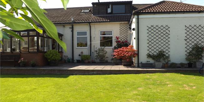 Guide Price £380,000, 4 Bedroom Detached Bungalow For Sale in Richmond, DL10