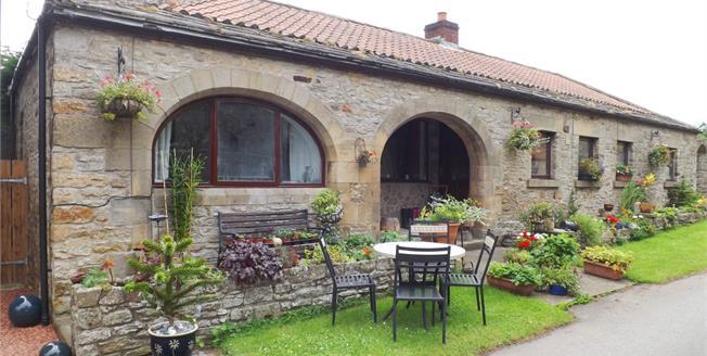 Offers Over £200,000, 2 Bedroom Detached Cottage For Sale in Skeeby, DL10