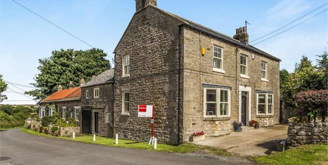 Guide Price £350,000, 3 Bedroom Detached House For Sale in Dalton, DL11