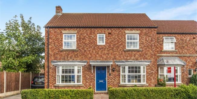£210,000, 3 Bedroom Semi Detached House For Sale in Brompton on Swale, DL10