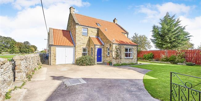 Offers in excess of £320,000, 3 Bedroom Detached House For Sale in Eppleby, DL11