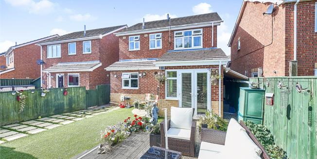 Offers Over £185,000, 3 Bedroom Detached House For Sale in Catterick, DL10