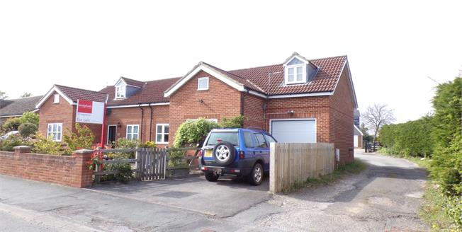 Offers Over £200,000, 3 Bedroom Semi Detached House For Sale in Middleton Tyas, DL10