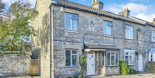 Guide Price £150,000, 2 Bedroom End of Terrace House For Sale in Gilling West, DL10