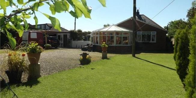 Guide Price £290,000, 4 Bedroom Detached Bungalow For Sale in Skeeby, DL10