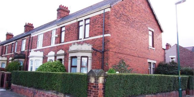 Guide Price £200,000, 5 Bedroom Terraced House For Sale in Jarrow, NE32