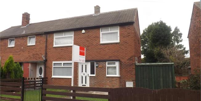 Offers Over £85,000, 3 Bedroom Semi Detached House For Sale in South Shields, NE34
