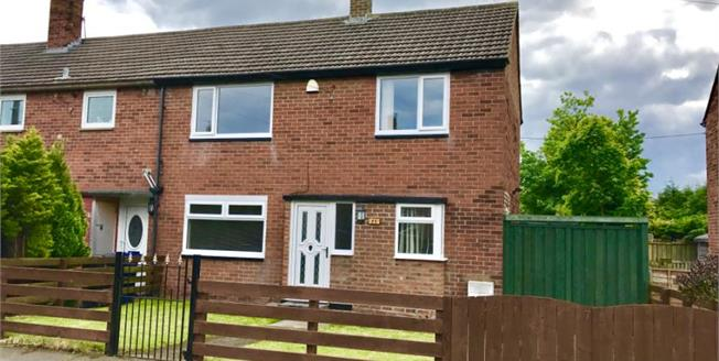 Offers Over £80,000, 3 Bedroom Semi Detached House For Sale in South Shields, NE34