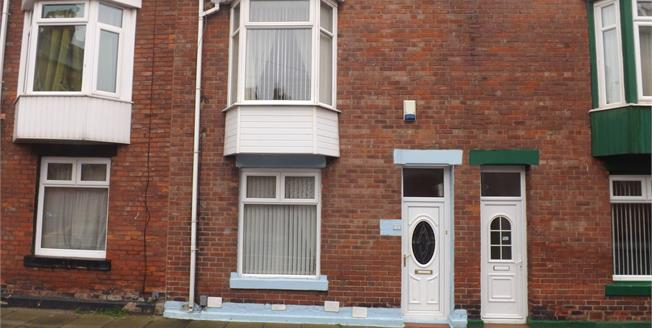Asking Price £110,000, 2 Bedroom Terraced House For Sale in South Shields, NE33