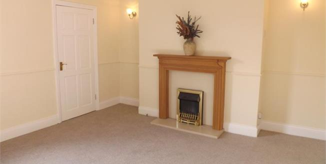 £80,000, 3 Bedroom Terraced Flat For Sale in South Shields, NE33