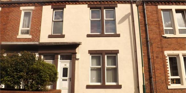 Offers Over £45,000, 1 Bedroom Flat For Sale in South Shields, NE33