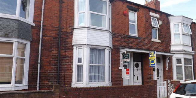 Offers Over £50,000, 2 Bedroom Flat For Sale in South Shields, NE34