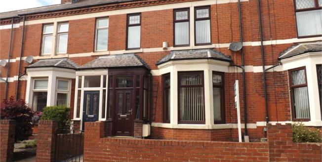 £199,950, 5 Bedroom Terraced House For Sale in South Shields, NE34