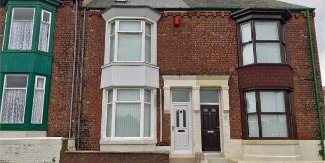Fixed Price £119,950, 3 Bedroom Terraced House For Sale in South Shields, NE33
