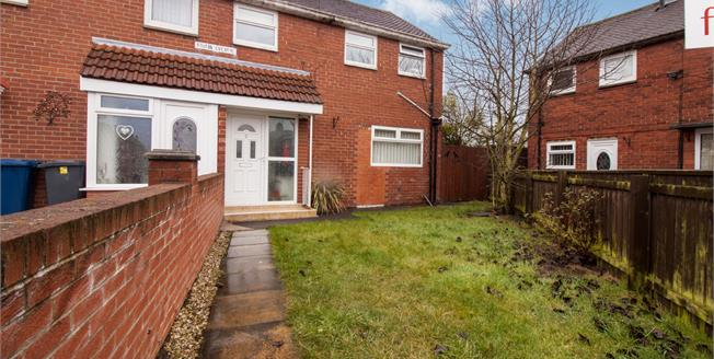 Asking Price £90,000, 2 Bedroom End of Terrace House For Sale in South Shields, NE34
