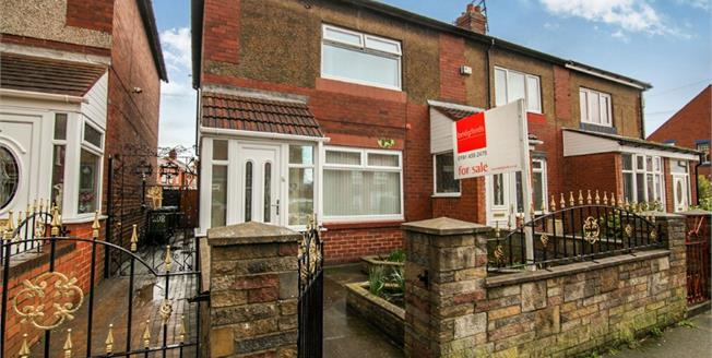 Offers Over £110,000, 2 Bedroom Terraced House For Sale in South Shields, NE34