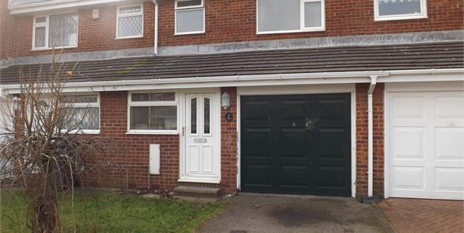 Asking Price £144,950, 3 Bedroom Terraced House For Sale in South Shields, NE33