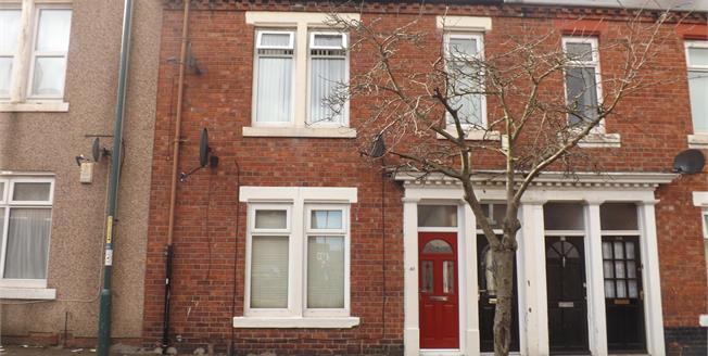 Asking Price £70,000, 2 Bedroom Flat For Sale in South Shields, NE34