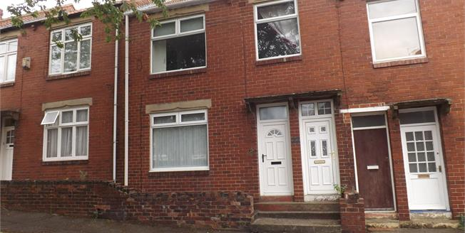 Offers Over £37,500, 2 Bedroom Flat For Sale in Hebburn, NE31