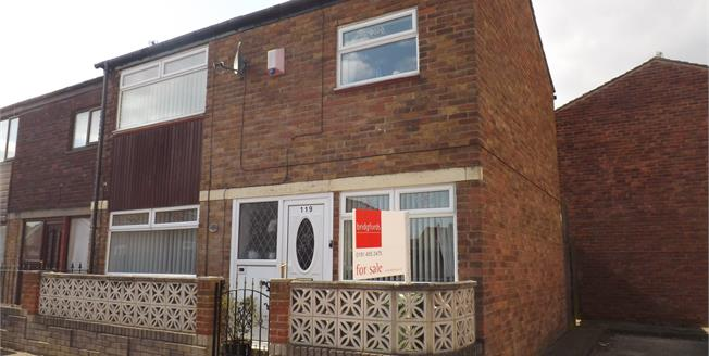 Price on Application, 3 Bedroom Semi Detached House For Sale in South Shields, NE34