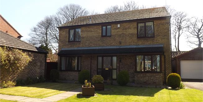 Asking Price £420,000, 4 Bedroom Detached House For Sale in South Shields, NE34