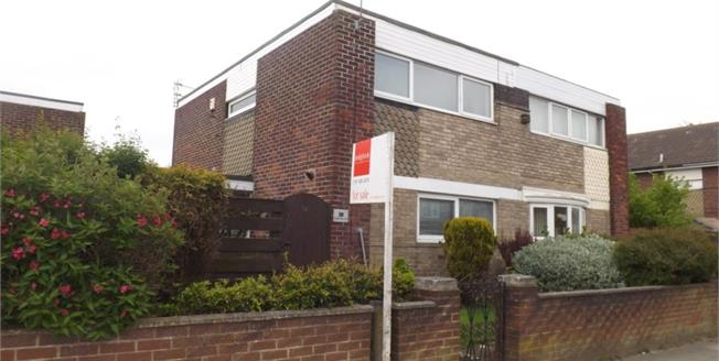 Offers Over £65,000, 3 Bedroom Semi Detached House For Sale in South Shields, NE34