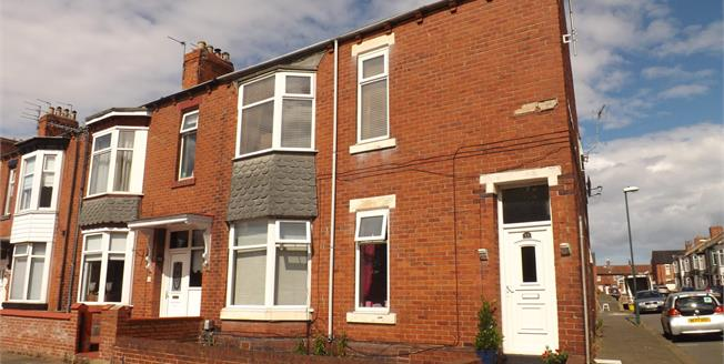 Asking Price £75,000, 2 Bedroom Upper Floor Flat For Sale in South Shields, NE34