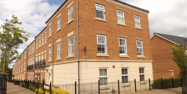 Offers Over £110,000, 2 Bedroom Upper Floor Flat For Sale in South Shields, NE33