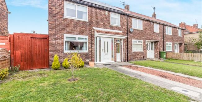 Asking Price £85,000, 2 Bedroom End of Terrace House For Sale in South Shields, NE34