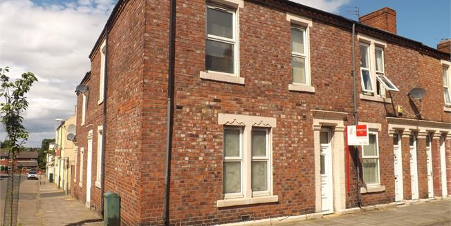 Offers Over £55,000, 2 Bedroom Flat For Sale in South Shields, NE33
