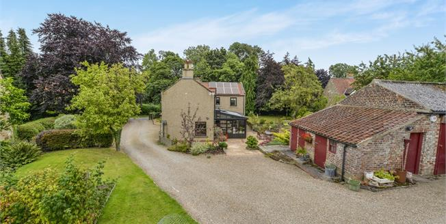Guide Price £775,000, 5 Bedroom Detached House For Sale in Great Broughton, TS9