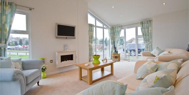 Guide Price £140,000, 2 Bedroom Detached House For Sale in Hutton Rudby, TS15