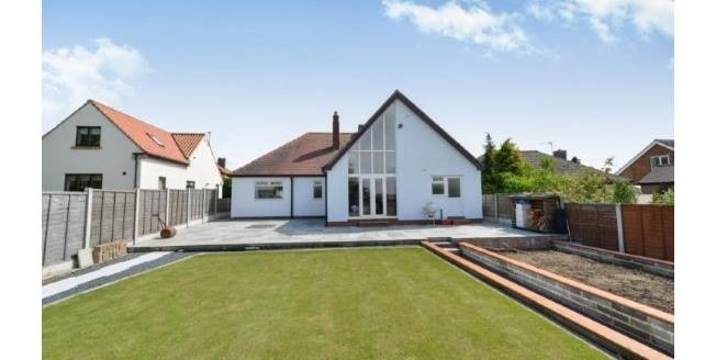 Offers Over £400,000, 5 Bedroom For Sale in Hutton Rudby, TS15
