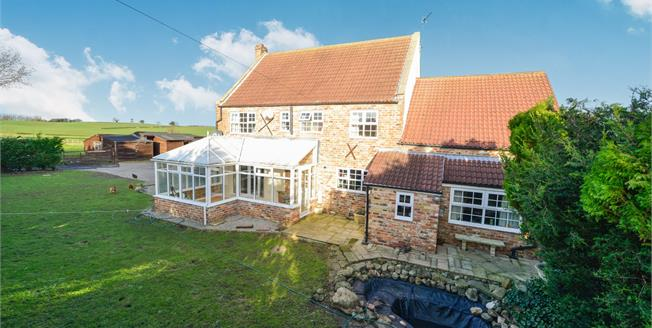 Guide Price £550,000, 5 Bedroom Detached Cottage For Sale in Skutterskelfe, TS15